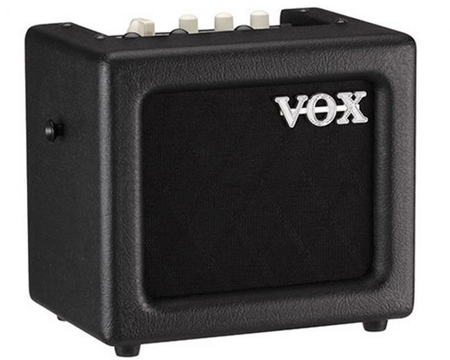 VOX MINI3 G2 BK Modeling Gitarrencombo