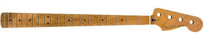 Fender Jazz-Bass Hals Roasted Maple