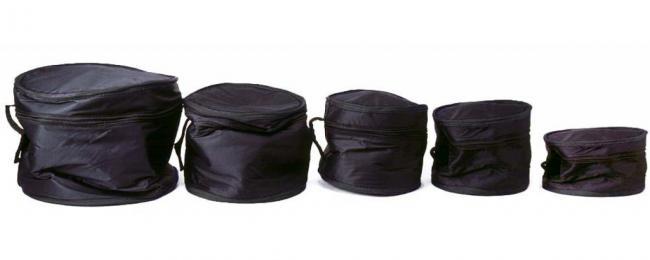 Stagg PBS-3 Eco/5 Schlagzeug Taschensatz