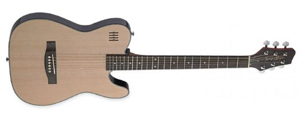 James Neligan EW3000CN E-Folkgitarre Thinline