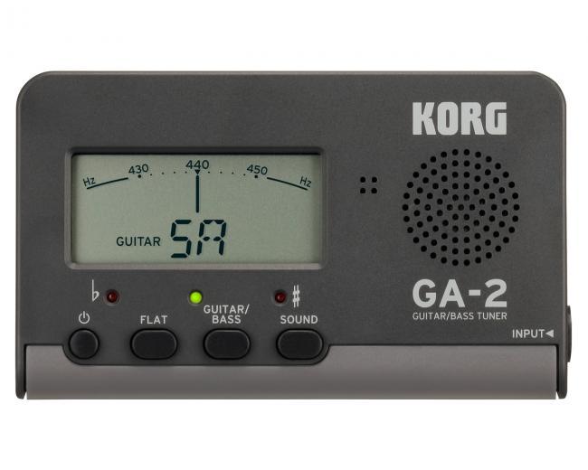 KORG TU-GA1 Gitarren und Bass Stimmgerät