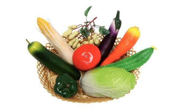 Gemüse Skaker Set mit Korb GEWA 830122