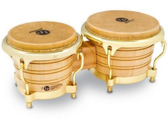Latin Percussion Bongo LP201AX-2AW GH
