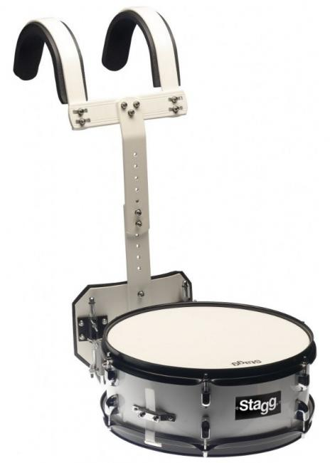 Stagg MASD-1455 Marching Snaredrum & Carrier