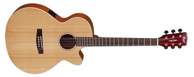 Cort SFX-5 BK E-Akustikgitarre