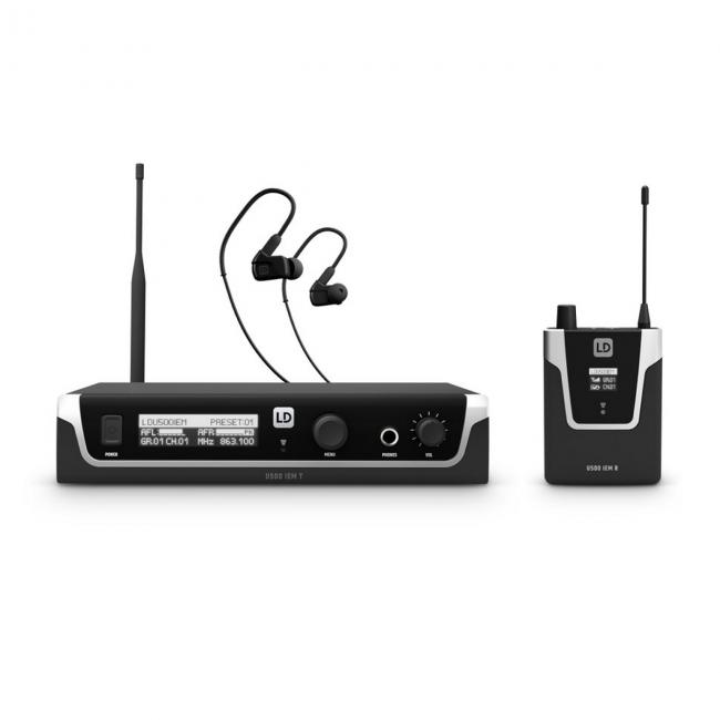 LD-Systems MEI1000G2 in-Ear Monitoring System