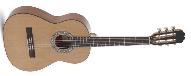 Stagg SCL60 3/4-NAT Konzertgitarre 3/4 Größe natur