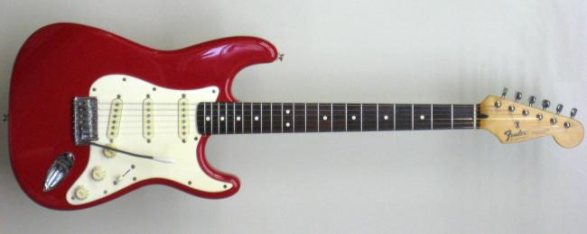 """Fender Stratocaster Traditional """"Made in Mexico"""""""