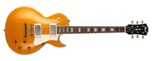 Cort CR200 Gold Top Elektro Gitarre