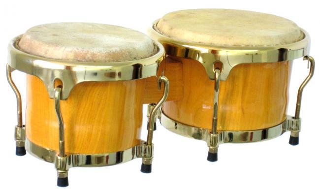 GEWApure F826102 Club Salsa Bongo Set