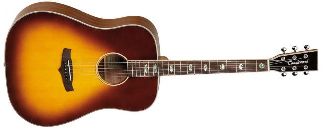 Tanglewood TW28SVAB Evolution Akustikgitarre