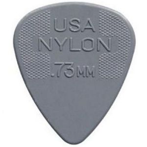 Plektrum Standard Nylon, Stärke 073, Dunlop 44P