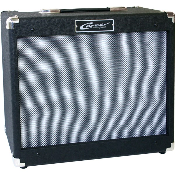 Career AF Tube Amp black by Felleretta