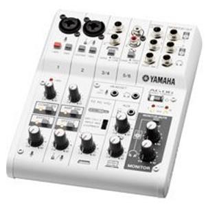 Yamaha AG06 Audio Mischpult
