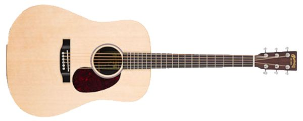 C.F.Martin DX1RAE X-Serie E-Akustikgitarre