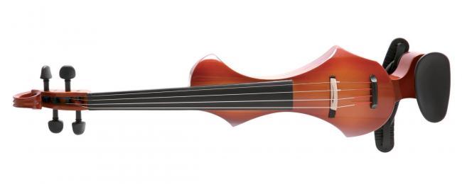 GEWA E-Violinen Set Novita, rotbraun