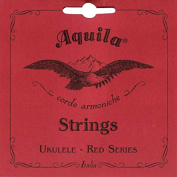 Aquila Red-Set-C Concert Ukulele Saitensatz