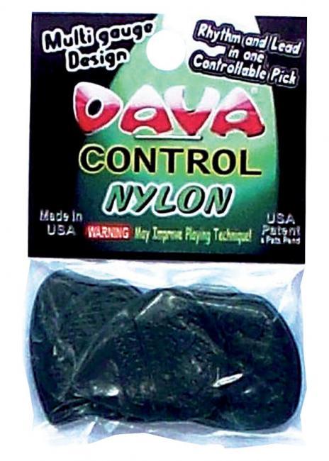 DAVA Plec-Set Classic Control Pick Nylon Hang Bag (6)