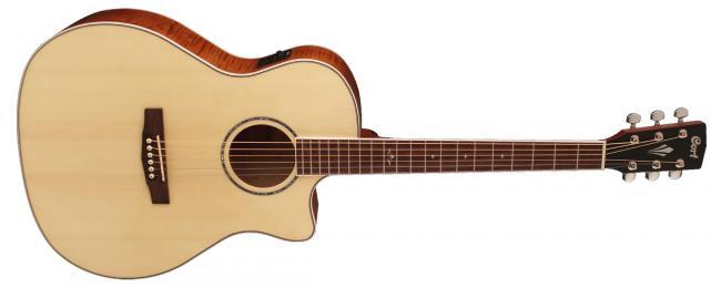 Cort GA-FF NAT E-Akustikgitarre