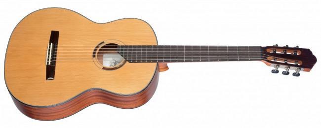 Angel Lopez Eresma-S Linkshänder Konzertgitarre