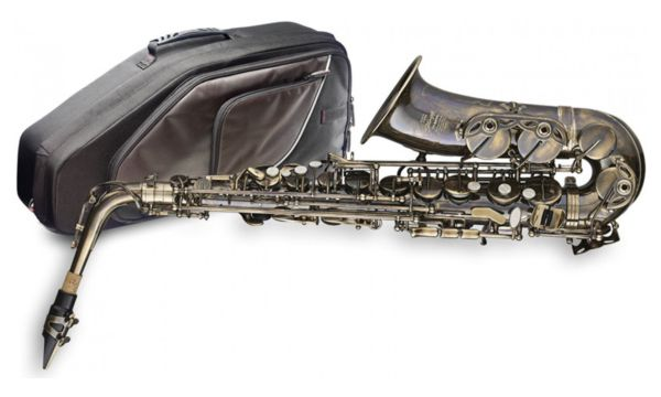 Stagg Altsaxophon mit SoftCase