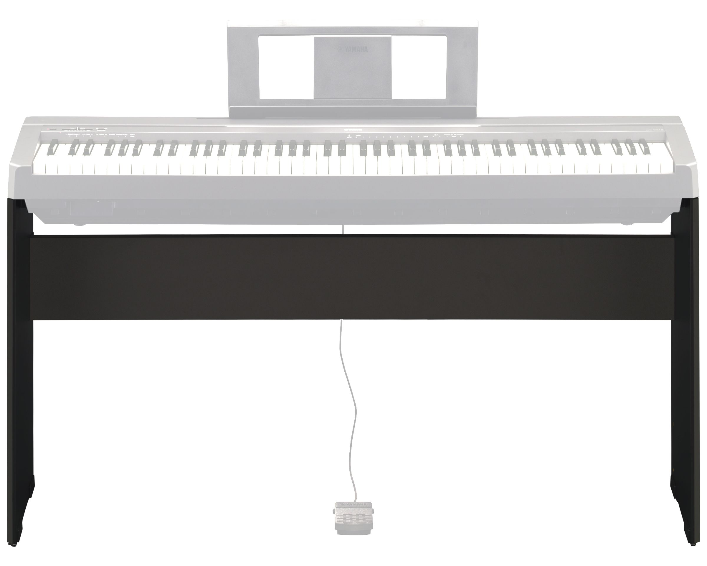 yamaha digital piano p 45b ihr gro es musikfachgesch ft. Black Bedroom Furniture Sets. Home Design Ideas